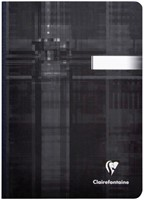 Notitieboek Exacompta Matris A4 lijn 192blz harde kaft-2
