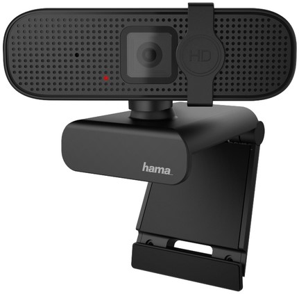 Webcam Hama C-400 zwart
