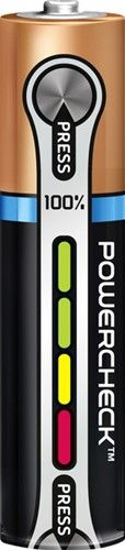 Batterij Duracell Ultra Power 12xAAA alkaline-2