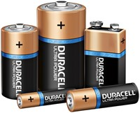 Batterij Duracell Ultra Power 8xAA alkaline-3