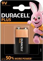 Batterij Duracell Plus Power 2x9Volt MN1604-2