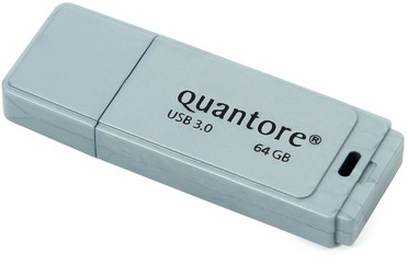 USB-stick 3.0 Quantore 64GB