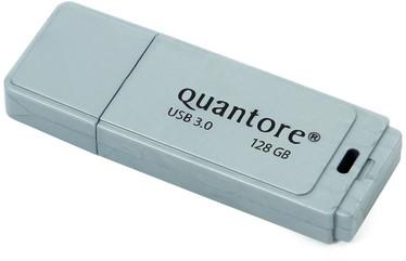 USB-stick 3.0 Quantore 128GB zilver