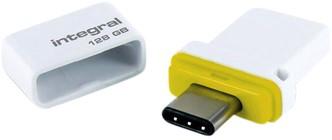 USB-stick Integral 3.0 USB-C Fusion Dual 128GB