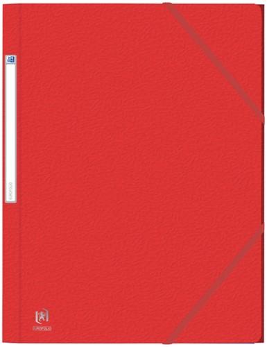 Elastomap Oxford Eurofolio A4 rood
