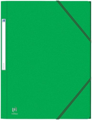 Elastomap Oxford Eurofolio A4 groen