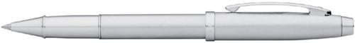 Rollerpen Sheaffer 100 brushed chroom/nikkel