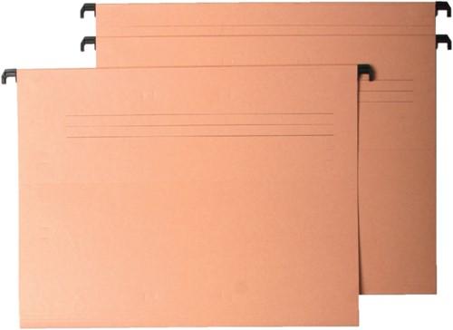 Hangmap Quantore ICN1 folio 3cm bodem chamois