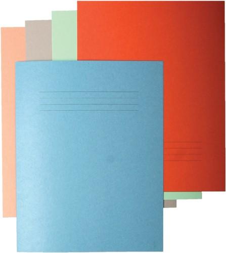 Vouwmap Quantore ICN1 A4 240X310mm blauw
