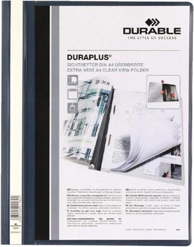 Snelhechter Durable Duraplus 2579 donkerblauw