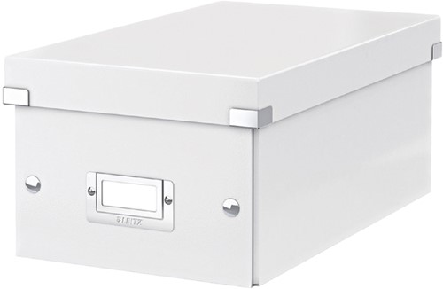 Dvd Box Leitz WOW Click & Store 206x147x352mm wit
