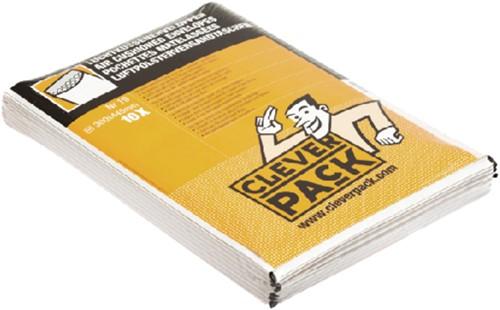 Envelop CleverPack luchtkussen nr18 290x370mm wit 10stuks
