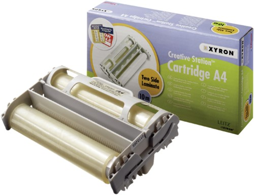 Lamineercassette Xyron A4 2x80micron 10meter