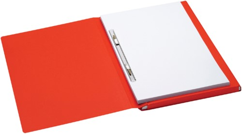 Dossiermap Jalema Secolor folio duplexmap 225gr rood