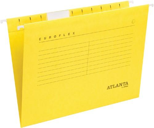 Hangmap Euroflex A4 V-bodem geel