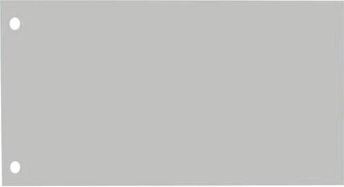 Scheidingsstrook Elba breed 225x120mm 190gr grijs