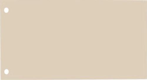 Scheidingsstrook Oxford breed 225x120mm 190gr chamois