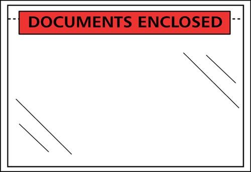 Paklijstenvelop CleverPack zelfklevend bedrukt 230x155mm 100st