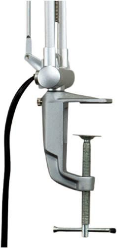 Bureaulamp MAULatlantic ledlamp met klem zwart-3