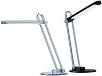 Bureaulamp Hansa ledlamp Firenze zilver-3