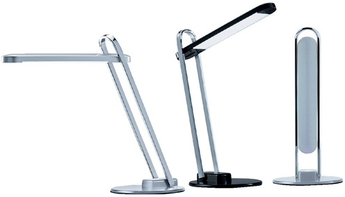 Bureaulamp Hansa ledlamp Firenze zwart-3