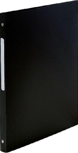 Ringband Exacompta A4 4-rings O-mech 15mm PP zwart