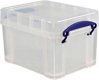 Opbergbox Really Useful 3 liter 245x180x160mm-3