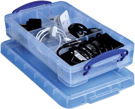 Opbergbox Really Useful 2.5 liter 340x200x70mm-2