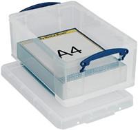 Opbergbox Really Useful 9 liter 395x255x155mm