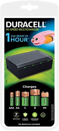 Batterij oplader Duracell CEF22