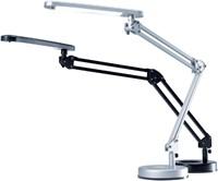 Bureaulamp Hansa led 4stars zilvergrijs-3