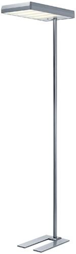 Vloerlamp Hansa led Maxlight aluminium-3