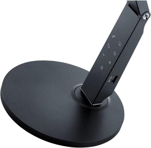 Bureaulamp Hansa led Vario Plus antraciet-5