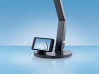 Bureaulamp Hansa led Vario Plus antraciet-3