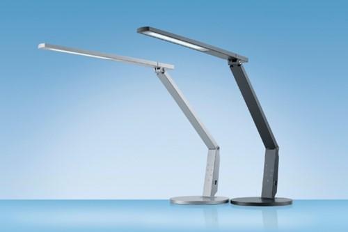 Bureaulamp Hansa led Vario Plus antraciet