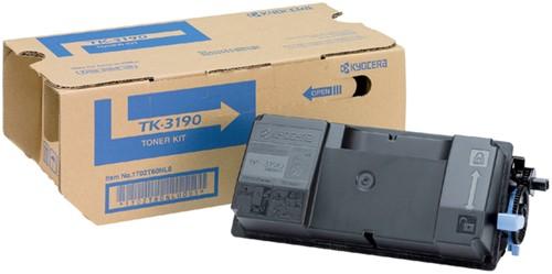 Toner Kyocera TK-3190 zwart
