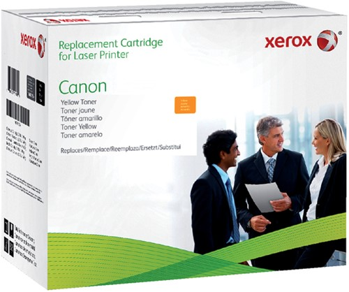 Tonercartridge Xerox 006R03408 Canon 718 geel