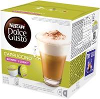 Koffie Dolce Gusto Cappuccino Light 16 cups voor 8 kopjes-1