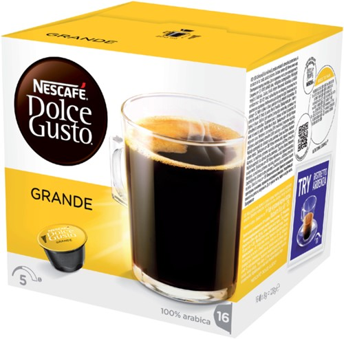 Koffie Dolce Gusto Grande 16 cups-1