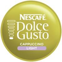 Koffie Dolce Gusto Cappuccino Light 16 cups voor 8 kopjes-3