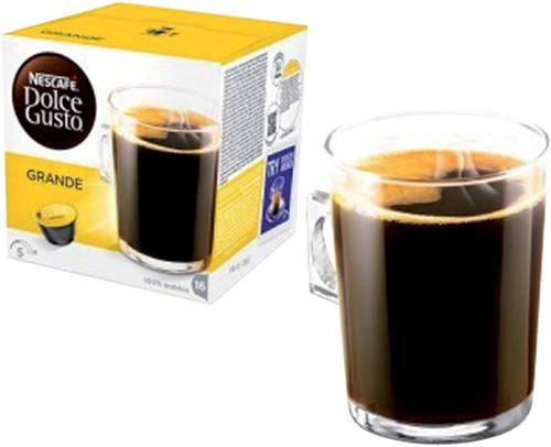 Koffie Dolce Gusto Grande 16 cups-2