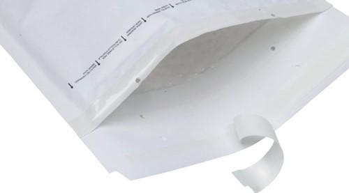 CD envelop Quantore luchtkussen 175x200mm wit 5stuks-3