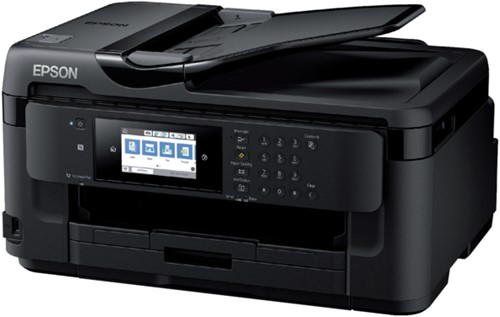 Multifunctional Epson Workforce WF-7710 A3