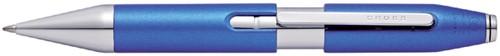 Rollerpen Cross X-series kobaltblauw