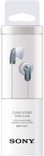 Oortelefoon Sony E9LP basic grijs-2