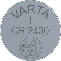 Batterij Varta knoopcel CR2430 lithium blister à 1stuk-2