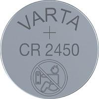 Batterij Varta knoopcel CR2450 lithium blister à 2stuk-2