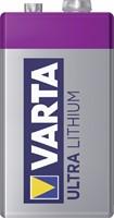Batterij Varta Ultra lithium 9Volt-2
