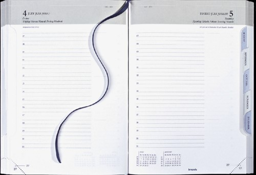 Agenda 2021 Brepols Minister 1dag/1pagina zwart