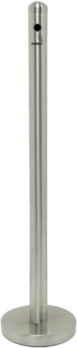 Asbak staand Securit RVS Pole-2